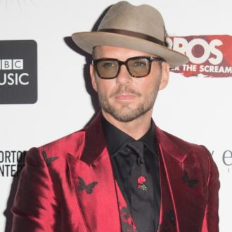 Matt Goss saved a fan's life during online chat