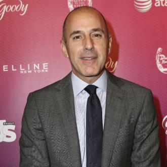 Matt Lauer and his wife 'are still living together'