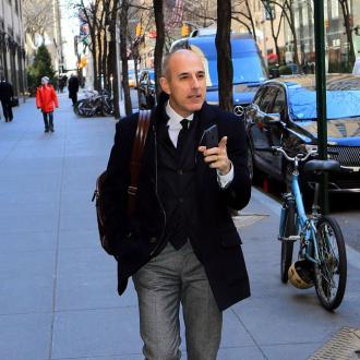 Matt Lauer breaks silence