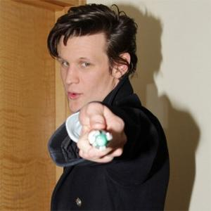 Matt Smith Excited About 'Doctor Who Live'