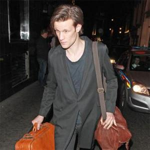 Matt Smith Reconciles With Daisy Lowe?