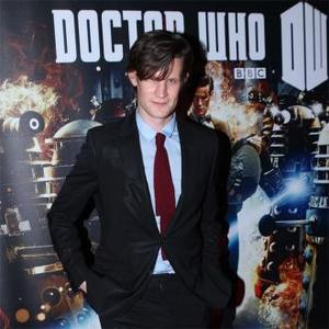 Matt Smith Won't Join Twitter