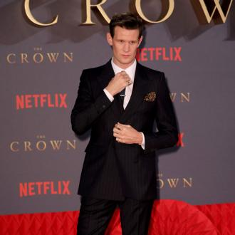 Matt Smith: The royal family s*** too