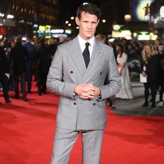 Matt Smith got drunk at James Corden's wedding