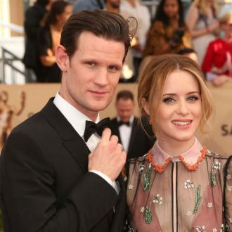 Matt Smith: Claire Foy is 'brilliant'