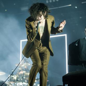 The 1975 want to headline Glastonbury