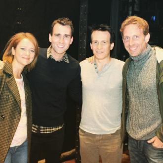 Matthew Lewis Transported Back To Childhood With Potter Play