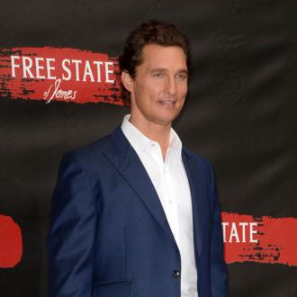 Matthew Mcconaughey Had Wonderful Olympics
