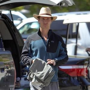 Matthew Mcconaughey Is Strict Dad