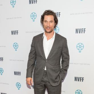 Matthew McConaughey loves to work