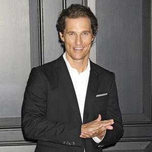 Matthew Mcconaughey's Wedding Emotion
