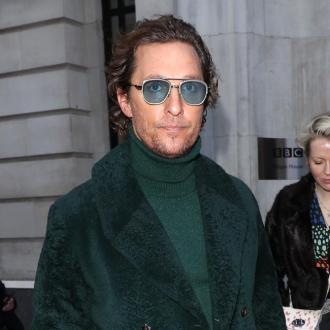 Matthew McConaughey isn't 'complacent' with his career