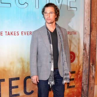 Matthew McConaughey: STaying home is brave