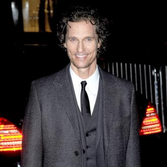 Matthew Mcconaughey Mad With Pal Lance Armstrong