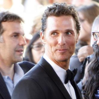 Mcconaughey And Witherspoon's Kids Bonded On Mud Set