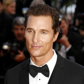 Matthew Mcconaughey Won't Spill Interstellar Secrets To Wife