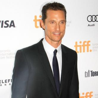 Matthew Mcconaughey Still Gets Naked And Plays The Bongos