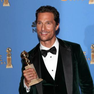 Matthew Mcconaughey 'Privileged' To Turn Down Work