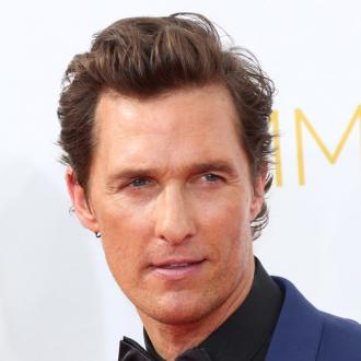 Matthew Mcconaughey Isn't Worried About Wrinkles
