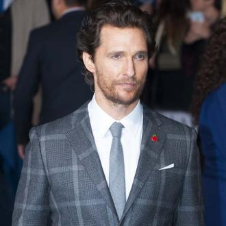 Matthew McConaughey isn't affected by fame