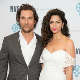 Matthew McConaughey's wife prefers his fuller figure