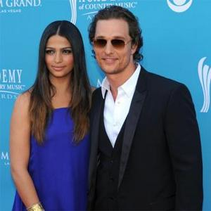 Matthew Mcconaughey Serenaded By Mellencamp On Wedding Day