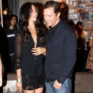 Matthew Mcconaughey: Camila Invited Me To Our Wedding