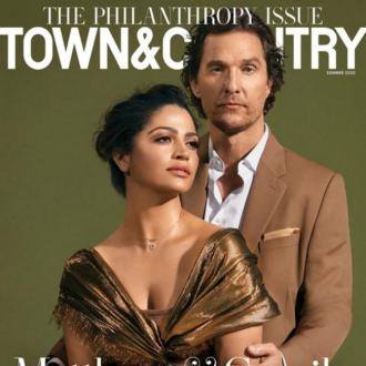 Matthew McConaughey: The act of giving back is selfish