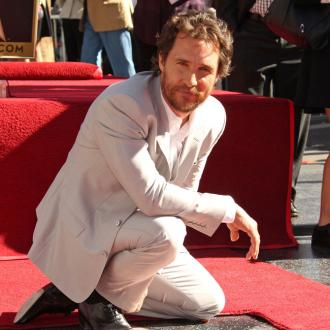 Matthew McConaughey receives Hollywood star