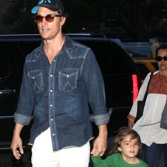 Matthew Mcconaughey Hosts Birthday Bash
