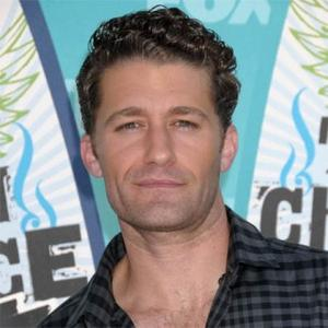 Matthew Morrison Admits To Wearing A Disguise