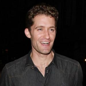 Matthew Morrison Likes Being Naked