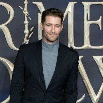 Matthew Morrison fulfils singing dream