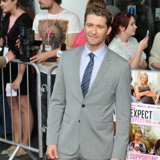 Matthew Morrison cried uncontrollably after Kobe Bryant death