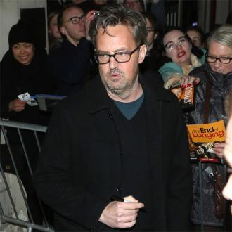 Matthew Perry leaving hospital after three month stay