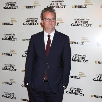 Matthew Perry is back in therapy