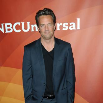Matthew Perry Feels Lucky