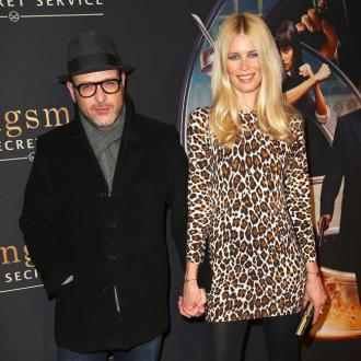 Claudia Schiffer and Matthew Vaughn are similar