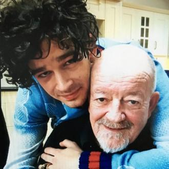 Matty Healy Records Song With His Dad