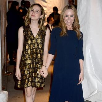 Leslie Mann on her mother-daughter pamper routine