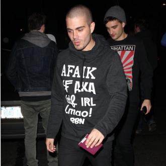 Max George Is A Bad Influence On Lindsay Lohan