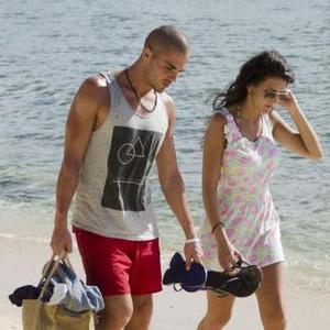 Max George's Girlfriend Jealous Of Jennifer Lopez Kiss