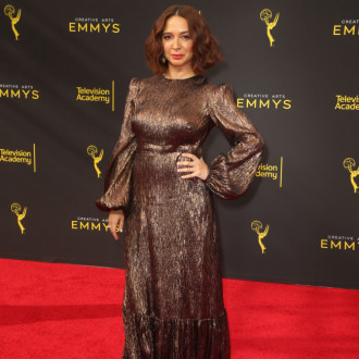 Maya Rudolph reveals embarrassing first meeting with George Clooney