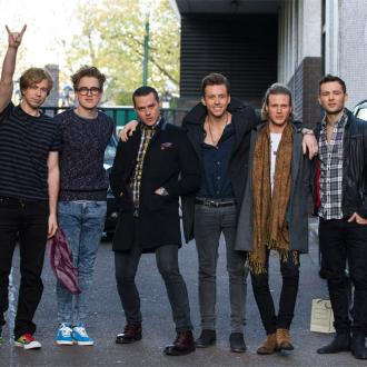 Mcbusted Arrive At Hyde Park Show In 'Time Machine'