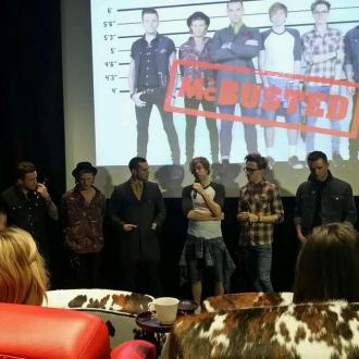 McBusted to release concert movie