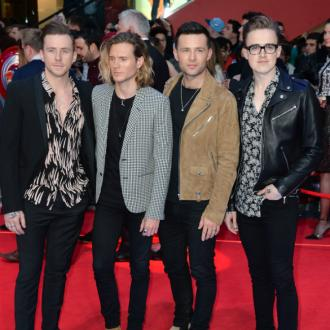 McFly have 'a good chunk' of their album done