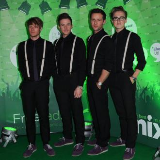 McFly give up rock 'n' roll