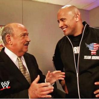 Dwayne Johnson and Hulk Hogan pay tribute to late Gene Okerlund