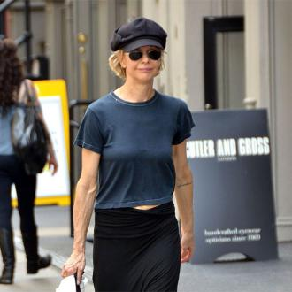 Meg Ryan splits from John Mellencamp