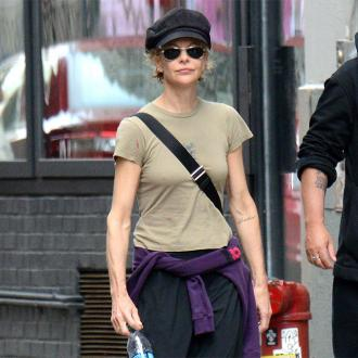 Meg Ryan Reunites With John Mellencamp?